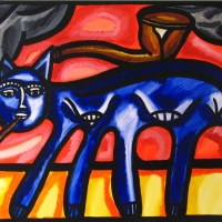 2009-pipazo-macska-o-v-70x100-cm